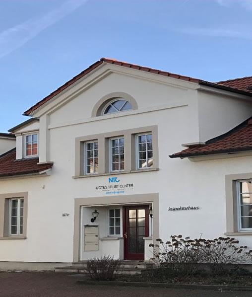 NTC Notes Trust Center GmbH - Inspektorhaus
